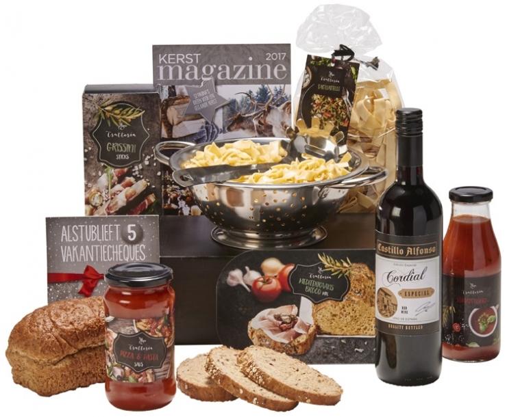 Kerstpakket Pasta Italia 23 40 Kerstpakketten Idee