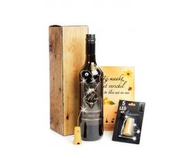 Topgeschenk Met Vertrouwde Merlot Wijn € 6.95