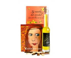 Kunst Chocola Met Limoncello € 12.50