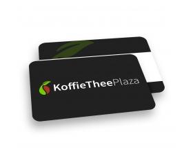 Bedrukking Giftcard € 1.25