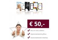 Eigen Keuze Kerstpakket 50 euro € 50.00