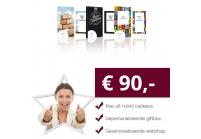 Eigen Keuze Kerstpakket 90 euro € 90.00