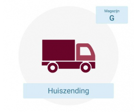 G Huiszending NL € 9.95